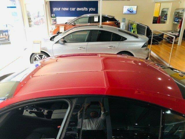 2019 Peugeot 508 GT Fastback